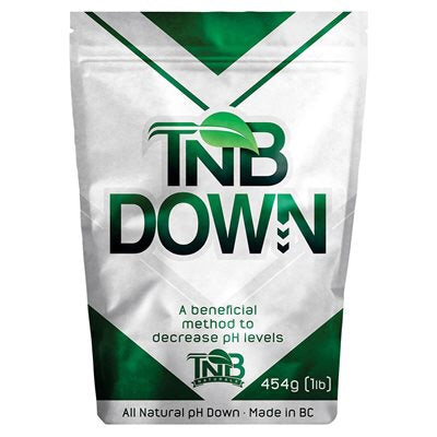 Tnb powder pH down