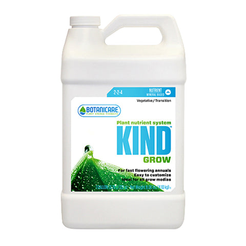 Botanicare Kind  Grow,Base,Bloom 1L