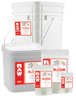 RAW NPK  BLOOM: all-in-one
