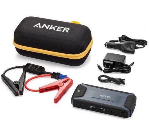 Anker - Compact Car Jump Starter and Portable Charger - A1501