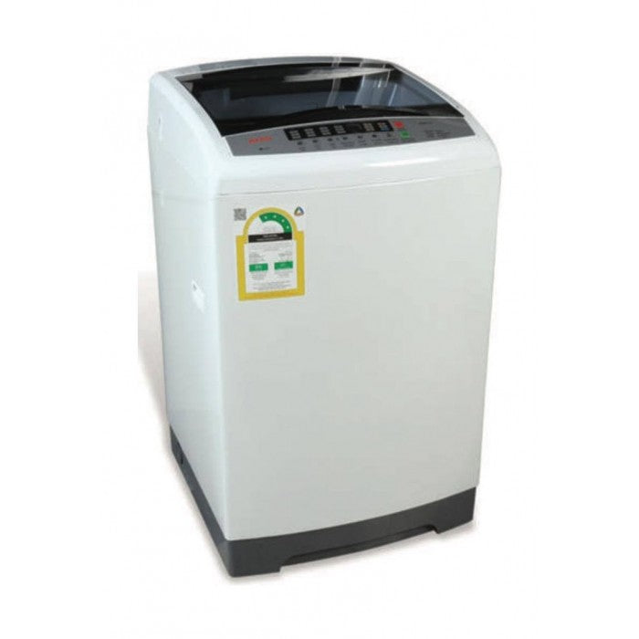 Basic 6 kg Top Load Washing Machine - White BAWMT-06