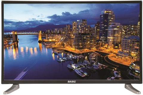 Basic 49 Inch 4K Smart Android LED TV -BC-BC-LED49S4K- Black