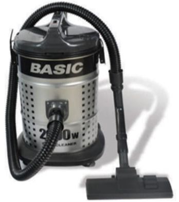 Basic Canister Vacuum Cleaners BSC-2000