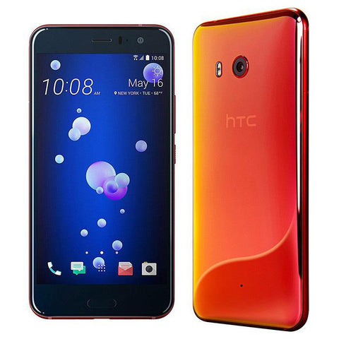 HTC U11 - 4G - 64GB - Solar Red
