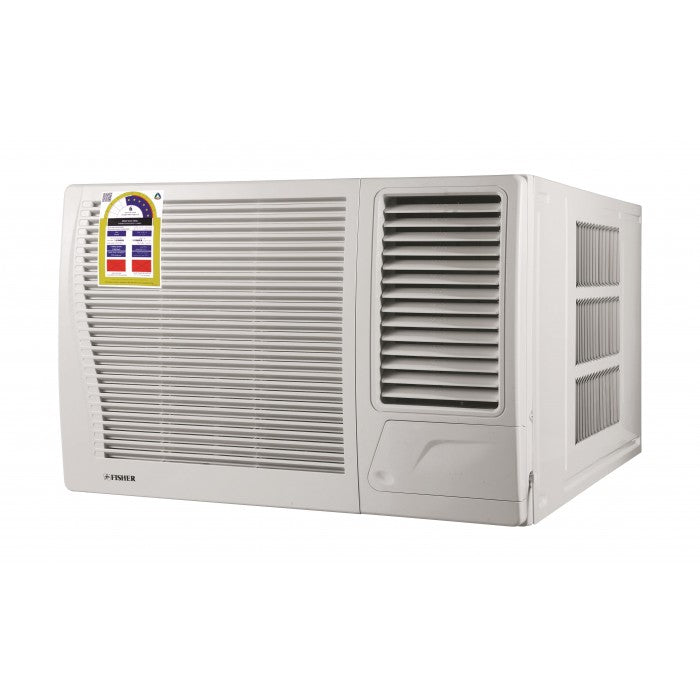 Fisher 18000 BTU HOT&COLD Window AC - FWAC-T18HE