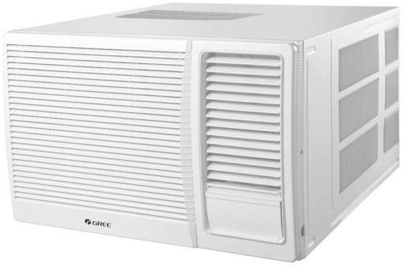 Gree Window Air Conditioner -18000-Cold ,GJC18AG-D3NMTD6D