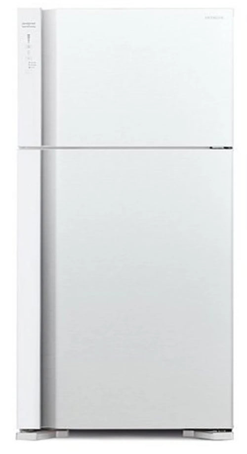 Hitachi refrigerator 15.9 ft-hybrid white-V600PS7K TWH