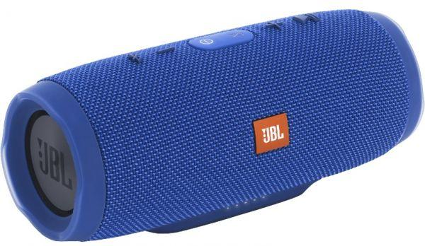 JBL Charge 3 Waterproof Bluetooth Speaker , Blue