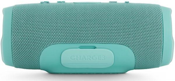 JBL Charge 3 Waterproof Bluetooth Speaker , Turquoise
