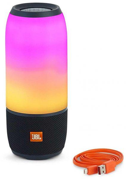 JBL Pulse 3 Portable Wireless Speaker - Black