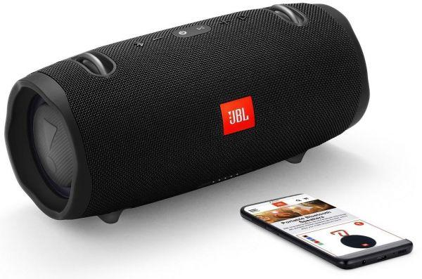 JBL Xtreme 2 Portable Wireless Speaker - Black