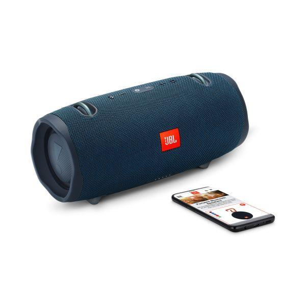 JBL Xtreme 2 Splashproof Portable Bluetooth Speaker - Blue