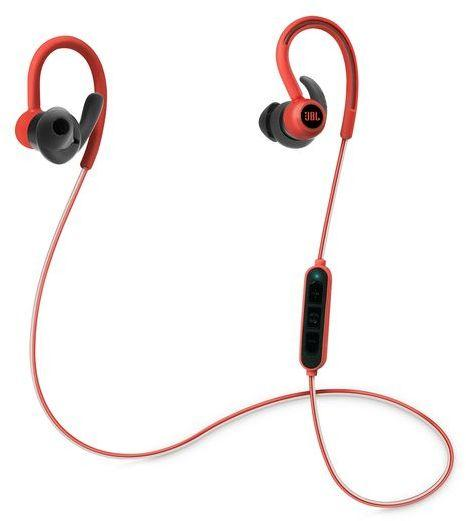 JBL Over-Ear Reflect Contour Headphone, Red - JBLREFCONTOURRED