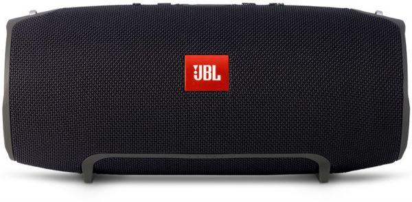 JBL Xtreme Splashproof Portable Speaker with Ultra-Powerful Performance - Black