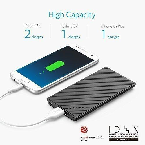 anker battery - pore Core slim 5000 mA