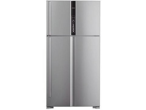 Hitachi Two Doors Refrigerator,21.02 Cu.Ft V805PS1KV SLS