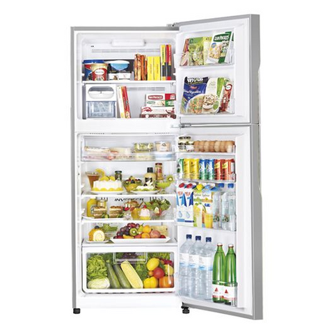 Hitachi Two Doors Refrigerator,335 Ltr, V400PS3KPWH