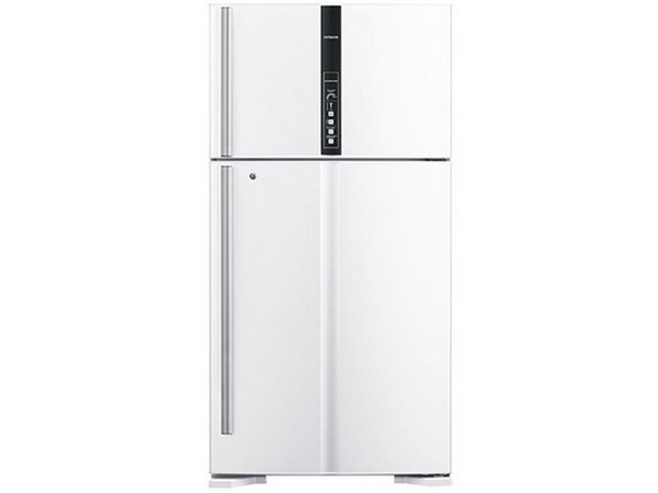 Hitachi Two Doors Refrigerator,24.73 Cu.Ft R-V905PS1KV TWH