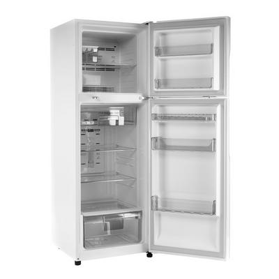 Hitachi Two Doors Refrigerator, 8.1 Cu.Ft RH-330PS7K PWH