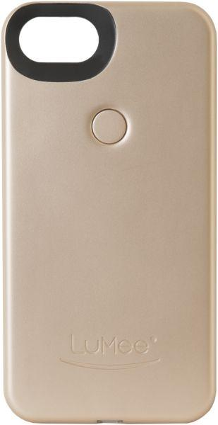 LuMee II iPhone 7 Plus Frontlit Case - Gold Matte