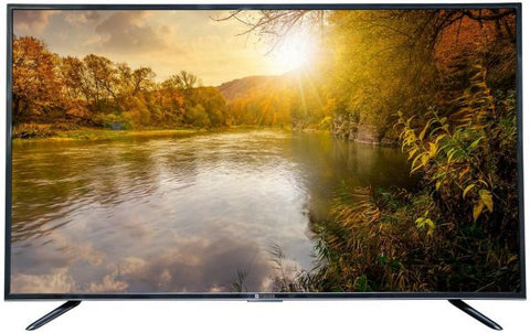 FISHER 55 Inch LED Standard TV Black - FT-LED55D