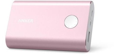 Anker PowerCore 13400 Power Bank 2 Ports 13400mAh Pink