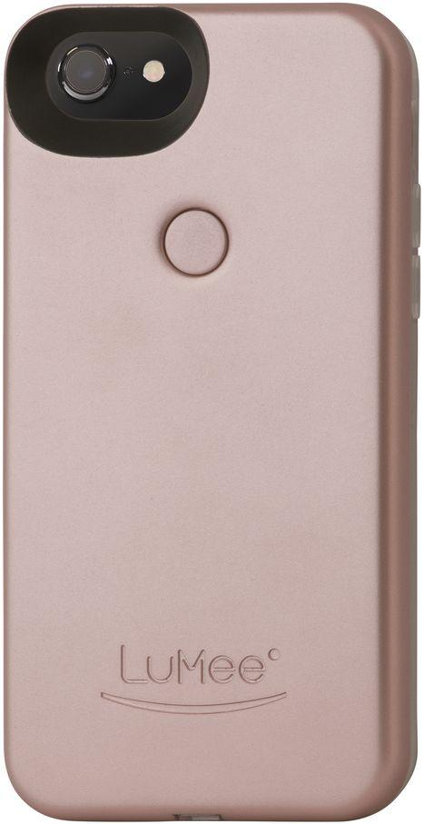LuMee II iPhone 7 Frontlit Case - Rose Matte