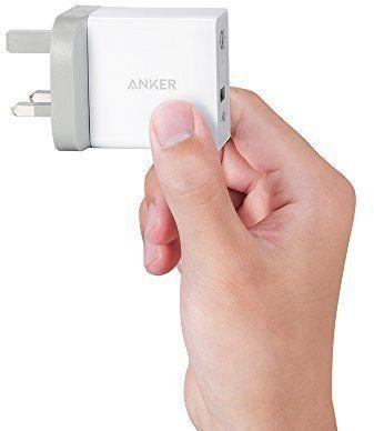 Anker PowerPort+ 1 with Quick Charge 3.0 Wall Charger for Mobile Phones - A2013K21