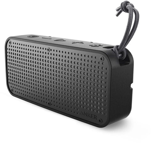 Anker Soundcore Sport XL Waterproof Bluetooth Speaker And Built-in Powerbank- Black A3181H11