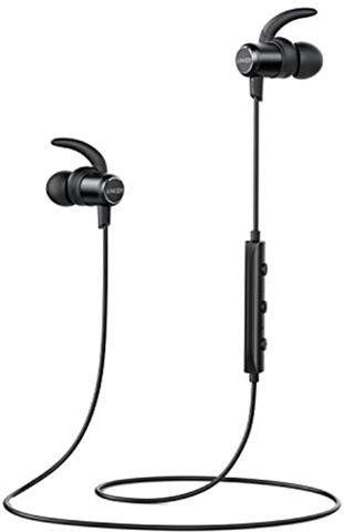 Anker SoundBuds Slim In Ear Headset, Black - A3235H11