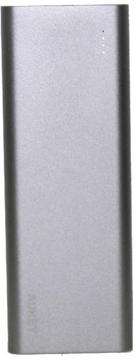 Aukey 20100mAh Quick Charge 3.0 Power Bank - Grey