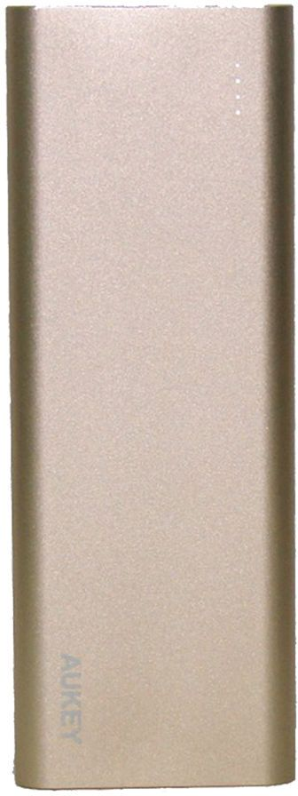 Aukey 20100mAh Quick Charge 3.0 Power Bank - Gold