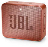 JBL GO 2 Wireless Portable Speaker - Sunkissed Cinnamon