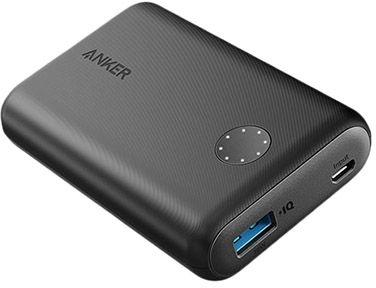 Anker 10000mAh Wired Power Bank for Mobile Phones - A1230H11