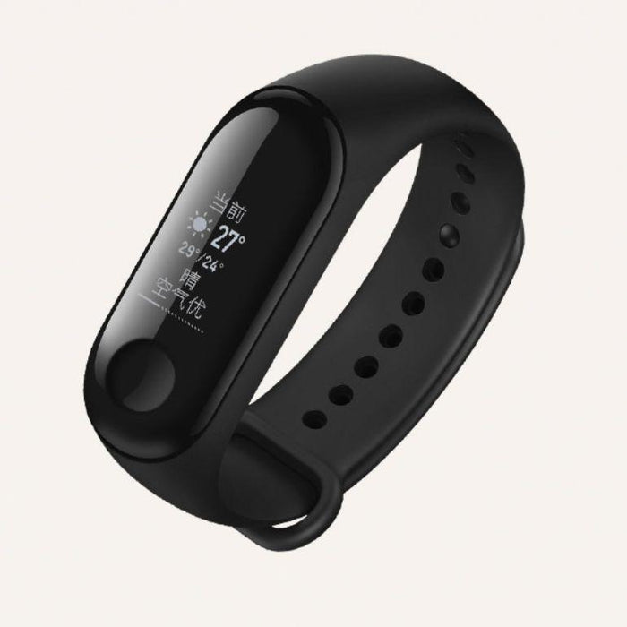 Xiaomi Mi Sport Band 3 with OLED Screen and Heart Rate Monitor, Black