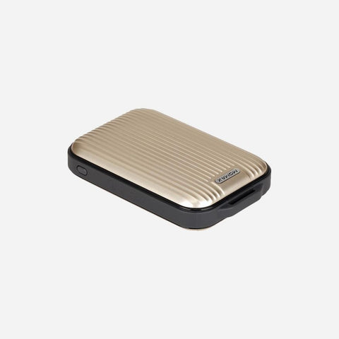 Momax iPower GO mini 3 External Battery Pack, , Qualcomm 3.0 Quick Charger, Gold