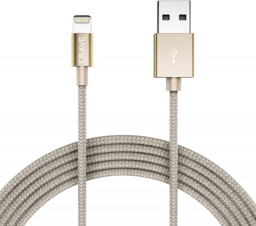 Apple MFI to USB Cable - 4 ft