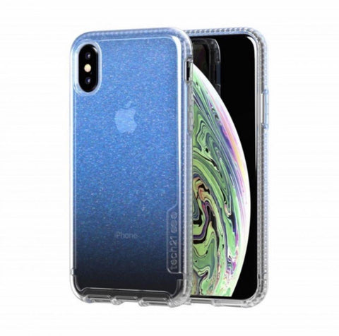 Tech21 Pure Shimmer Case for iphone x, xs
