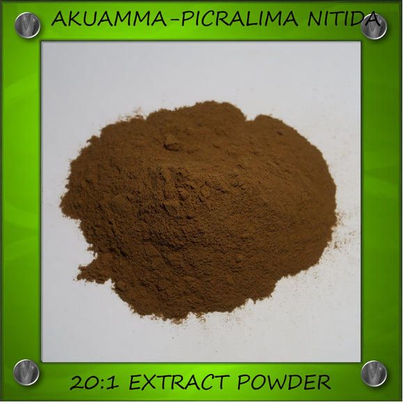 Akuamma 20:1 Extract Powder
