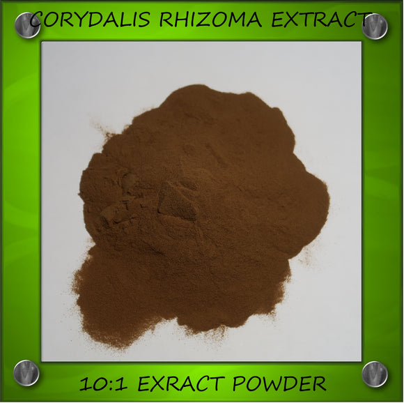 Corydalis Yanhusuo 10:1 Extract Powder