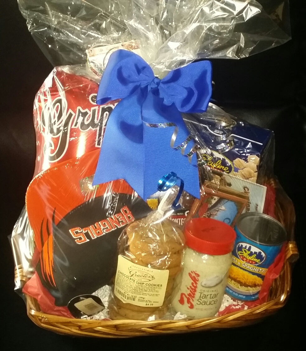 The Soooo Cincinnati Basket!!