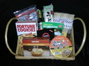 The Oriental Fortune Cookie Gift Basket