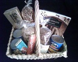 Cincy Graeter's and Skyline Fest Basket