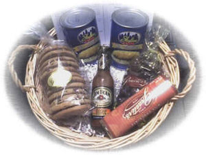 Cincy Graeter's and Skyline Fest Basket pic 2