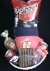 Nascar Fan Gift Basket!!