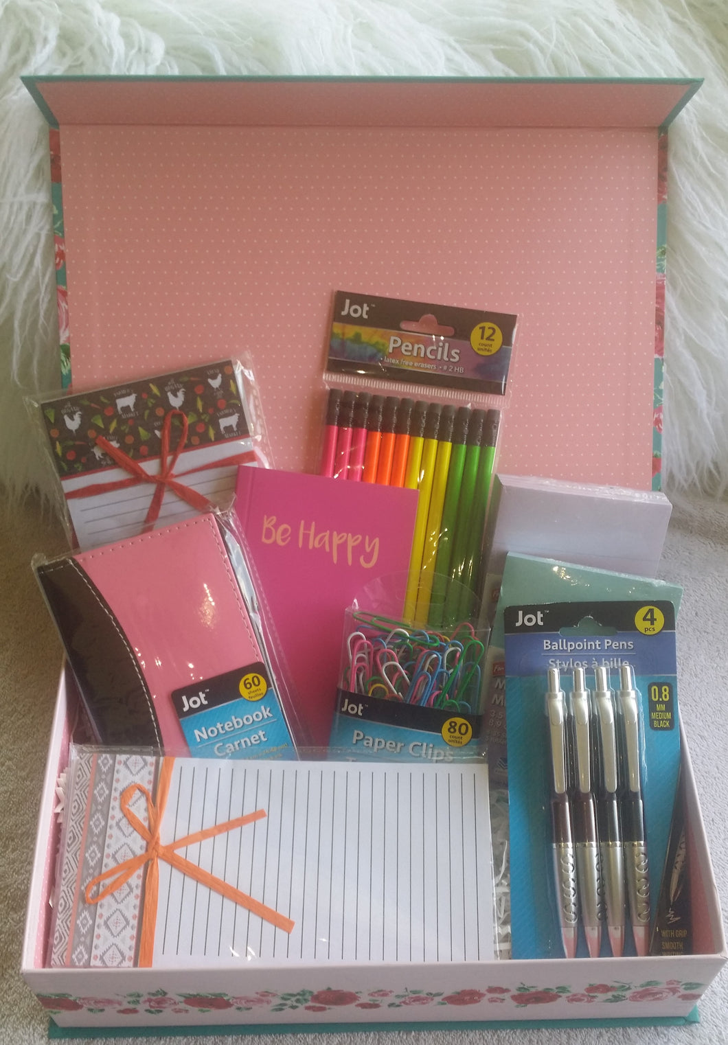Back To School Dreams & Inspiration Gift Box