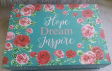 Load image into Gallery viewer, Back To School Dreams & Inspiration Gift Box