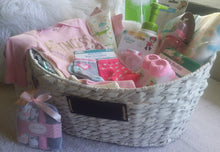 Load image into Gallery viewer, Organic Ooooooohhh Baby! New Baby Gift Basket