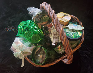 Wealth and Abundance Spa Gift Basket 2