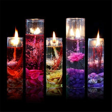 Load image into Gallery viewer, Aromatherapy Smokeless Ocean Shells Jelly Aromatherapy Essential Oil Wedding Romantic Candles